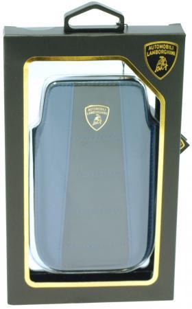 Чехол iMOBO Lamborghini Gallardo-D1 для iPhone 4S iPhone 4 синий чёрный girl pattern glow in the dark protective tpu back case for iphone 4 4s white light pink