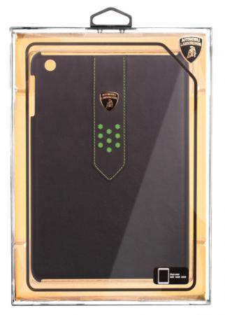все цены на Чехол iMOBO Lamborghini Superlegger для iPad mini чёрный зеленый онлайн