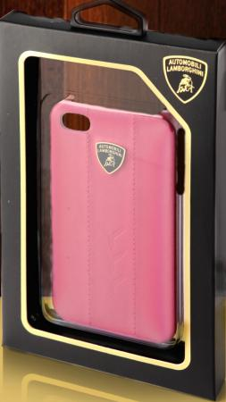 Чехол (клип-кейс) iMOBO Lamborghini Performate-D1 для iPhone 5 iPhone 5S розовый glare free screen protector with cleaning cloth for iphone 3g