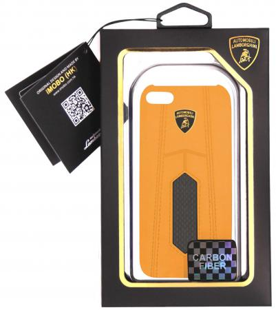Чехол (клип-кейс) iMOBO Lamborghini Aventador-D2 для iPhone 5 iPhone 5S iPhone SE желтый чёрный LB-HCIP5-AV/D2-YM v000318170 fit for toshiba satellite l50 a l55 a l50t a l55t a laptop motherboard 100% fully tested