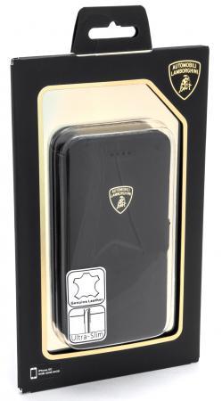 все цены на Чехол-книжка iMOBO Lamborghini Diablo для iPhone 5C чёрный онлайн