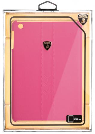 все цены на Чехол iMOBO Lamborghini Performante для iPad mini розовый онлайн