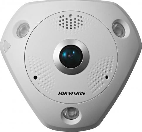 Камера IP Hikvision DS-2CD6332FWD-IS CMOS 1/3'' 2048 x 1536 H.264 MPEG-4 RJ-45 LAN PoE белый cd диск guano apes offline 1 cd