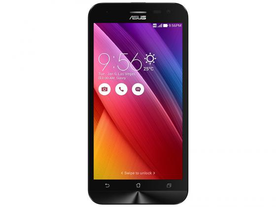 Смартфон ASUS Zenfone 2 Laser ZE500KL белый 5 8 Гб LTE Wi-Fi GPS 3G 90AZ00E2-M01140 чехол клип кейс nillkin super frosted shield для samsung galaxy a5 2017 черный