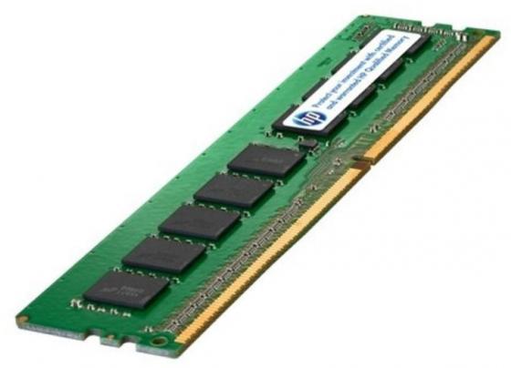 Оперативная память 4Gb (1x4Gb) PC4-17000 2133MHz DDR4 UDIMM ECC CL15 HP 805667-B21 new for 647909 b21 647658 081 8g 1333 ecc udimm 1 year warranty