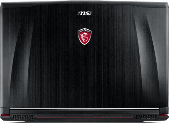 """Ноутбук MSI GE72 6QE-270XRU 17.3"""" 1920x1080 Intel Core i7-6700HQ 1 Tb 8Gb nVidia GeForce GTX 965M 2048 Мб черный DOS 9S7-179541-270"""