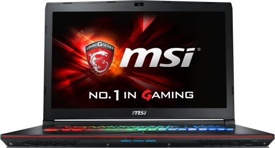 Ноутбук MSI GE72 6QF-066RU 17.3 1920x1080 Intel Core i5-6300HQ 1Tb 16Gb nVidia GeForce GTX 970M 3072 Мб черный Windows 10 Home 9S7-179441-066 трансформаторы купить т 066 уз 200 5