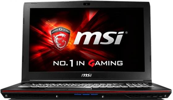 Ноутбук MSI GP62 6QF-466RU Leopard Pro 15.6 1920x1080 Intel Core i7-6700HQ 1 Tb 8Gb nVidia GeForce GTX 960M 2048 Мб черный Windows 10 Home 9S7-16J522-466 msi original zh77a g43 motherboard ddr3 lga 1155 for i3 i5 i7 cpu 32gb usb3 0 sata3 h77 motherboard