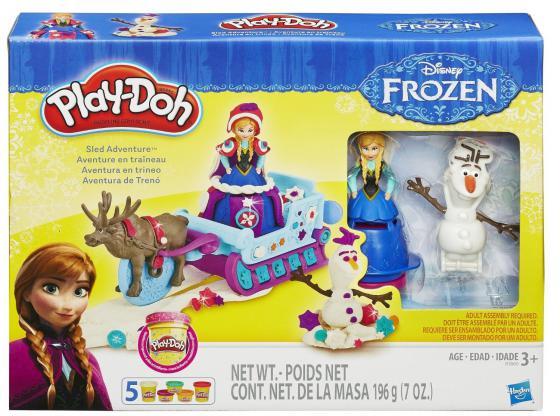 Набор для лепки Hasbro Play-Doh Холодное Сердце B1860