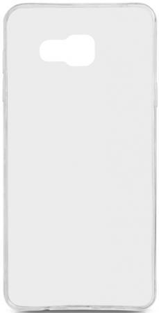 Чехол силиконовый супертонкий для Samsung Galaxy A7 (2016) DF sCase-13 белый df scase для samsung galaxy a7 2016 pink gold
