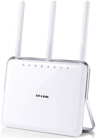 Беспроводной маршрутизатор TP-LINK Archer C9 802.11aс 1900Mbps 2.4 ГГц 5 ГГц 1xLAN USB3.0 белый wi fi роутер tp link wbs510 wbs510