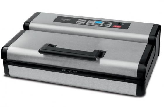 Вакуумный упаковщик CASO FastVAC 1000 вакуумный упаковщик bradex виток tk 0096