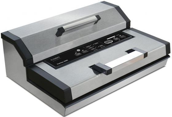 Вакуумный упаковщик CASO FastVAC 4000 вакуумный упаковщик redmond rvs m020 gray metallic