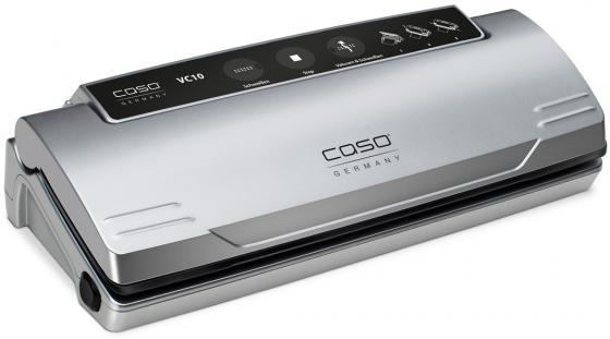 Вакуумный упаковщик CASO VC 10 1340 вакуумный упаковщик redmond rvs m020 gray metallic