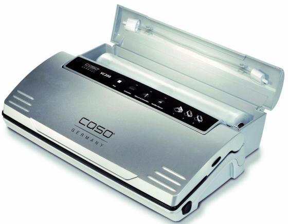 Вакуумный упаковщик CASO VC 200 1390 вакуумный упаковщик redmond rvs m020 gray metallic