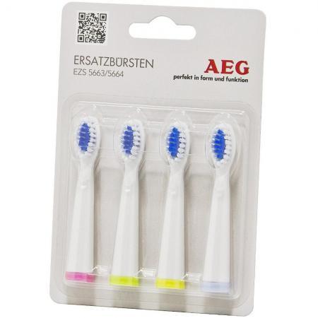 Запасные щетки для зубного центра AEG EZS 5663/5664