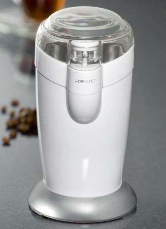 Кофемолка Clatronic KSW 3306 120 Вт белый цена