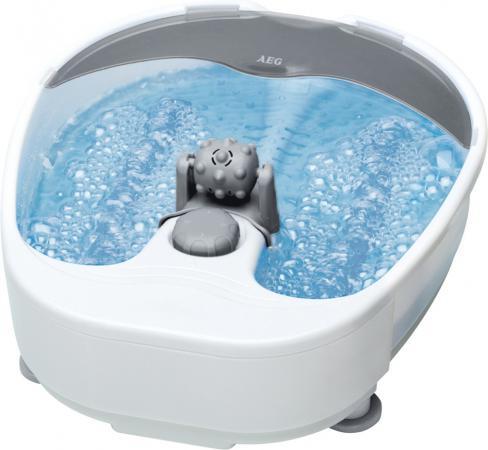 Ванна для ног AEG FM 5567 белый серый штроборез aeg mfe 1500