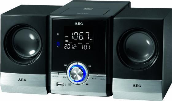 Микросистема AEG MC 4461 BT black цена