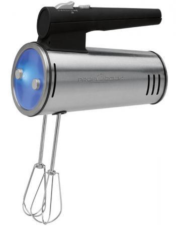 Миксер ручной Profi Cook PC-HM 1026 300 Вт серебристый яйцеварка profi cook pc ek 1084