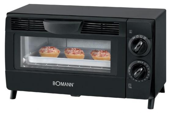 Мини-печь Bomann MB 2245 CB чёрный bomann 2245 cb 8 l
