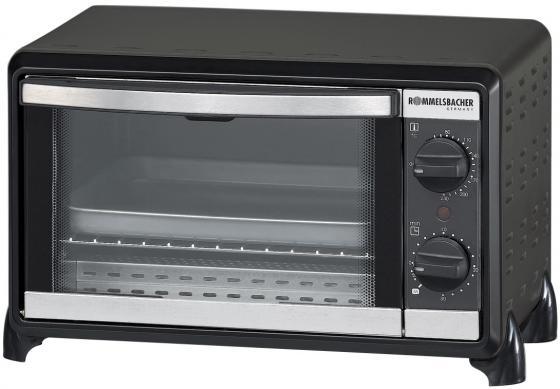 Мини-печь Rommelsbacher BG 950 чёрный