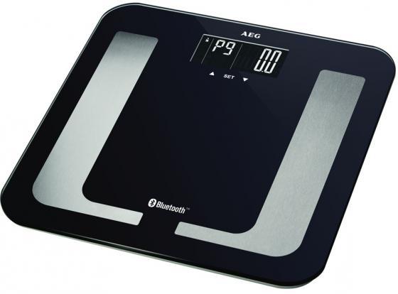 Весы напольные AEG PW 5653 BT чёрный штроборез aeg mfe 1500