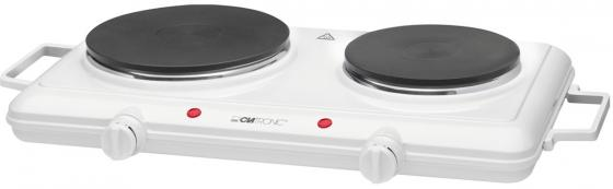 Электроплитка Clatronic DKP 3583 белый цена и фото