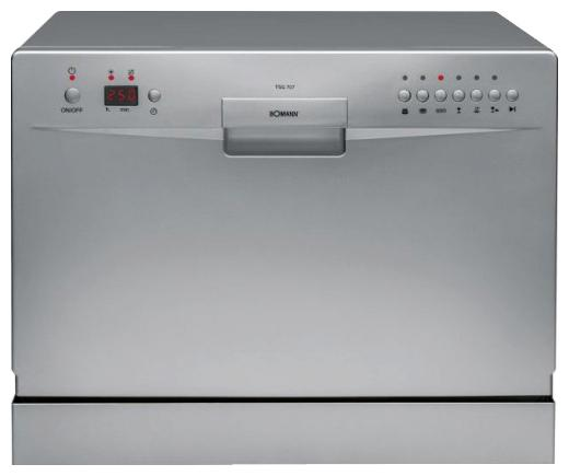 Посудомоечная машина Bomann TSG 707 siber A+AA цены онлайн