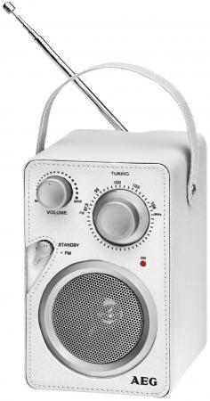 Радиоприемник AEG MR 4144 white Aux-In