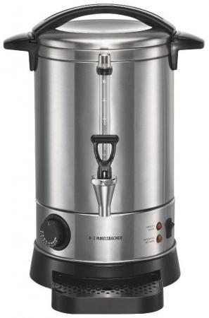 Термопот Rommelsbacher GA 1000 950 Вт серебристый 7 л нержавеющая сталь кофеварка rommelsbacher eko 366 e delux 356 вт серебристый