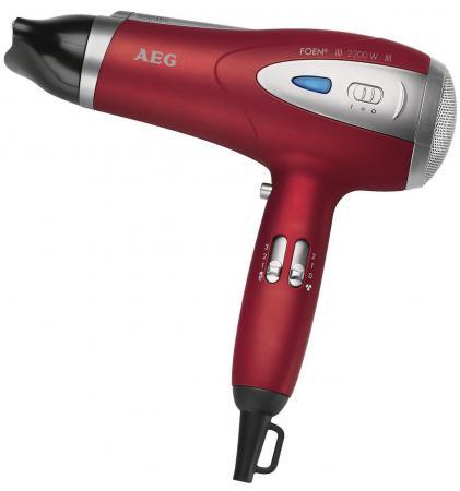 Фен AEG HTD 5584 red lonic aeg hg600vk