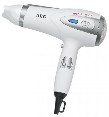 Фен AEG HTD 5584 2200Вт белый aeg ht 5608 white фен