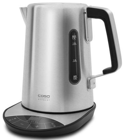 Чайник CASO WK 2500 2200 Вт 1.7 л нержавеющая сталь серебристый чайник электрический caso wk 2200