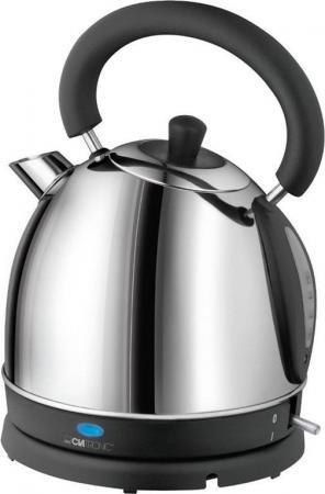 Чайник Clatronic WK 3564 1800 Вт серебристый 1.8 л нержавеющая сталь