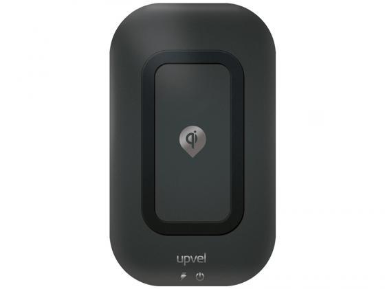 все цены на Беспроводное зарядное устройство Upvel UQ-TT01 1.5А USB черный онлайн