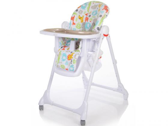 Стульчик для кормления Baby Care Fiesta (серый) baby care стульчик для кормления trona baby care