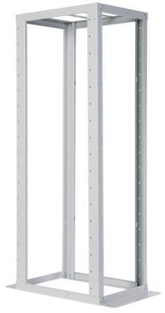 Стойка телекоммуникационная двухрамная 45U 560х1035мм ЦМО СТК-С-45.2.750 стойка телекоммуникационная серверная 45u цмо стк с 45 2 1000 1000мм