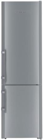 Холодильник Liebherr CUef 3515-20 001 серебристый цена и фото