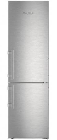 Холодильник Liebherr Cef 4025-20 001 серебристый холодильник liebherr cuwb 3311 20 2кам 210 84л 181х55х63см серый