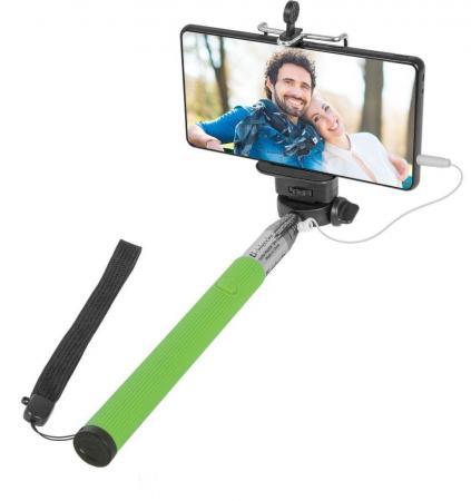 Монопод Defender Selfie Stick SM-02 зеленый 29403 наушники defender warhead g 185 черно красный