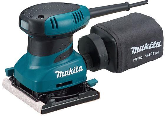 Виброшлифовальная машина Makita BO4556 200Вт