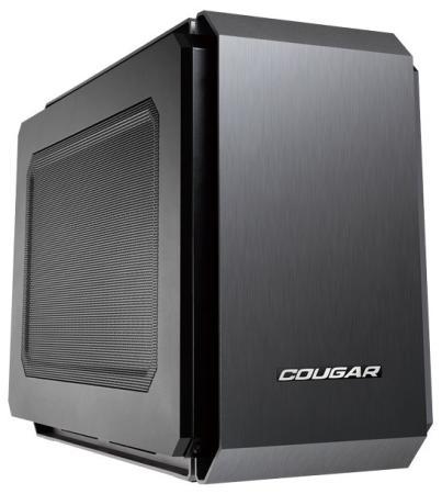 Корпус mini-ITX Corsair Cougar QBX Без БП чёрный корпус atx corsair carbide series spec alpha без бп чёрный cc 9011084 ww