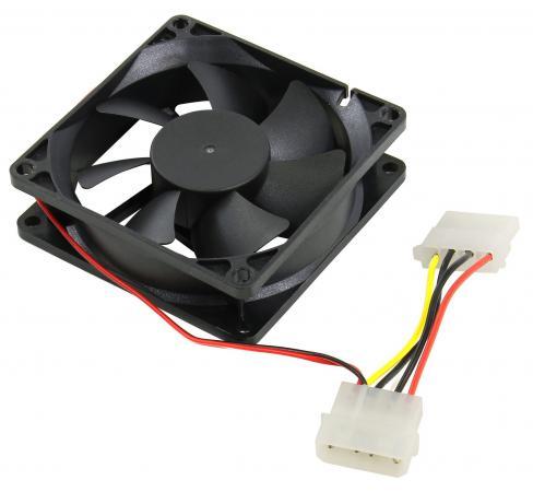 Вентилятор 5bites F8025S-HDD 80x80x25 4pin 23dB 2000rpm