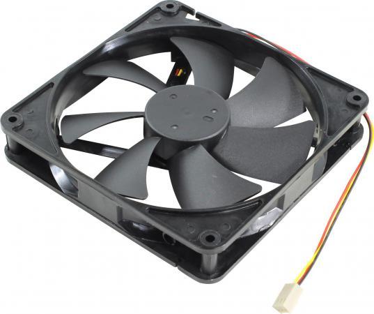 Вентилятор 5bites F14025B-3 140x140x25 3pin 20dB 900rpm цена и фото