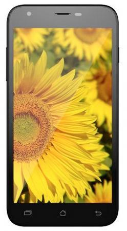 """Смартфон ARCHOS 50c Platinum синий черный 5"""" 8 Гб Wi-Fi GPS 3G 503042 недорого"""