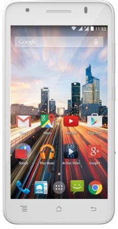 "все цены на Смартфон ARCHOS 50c Helium белый 5"" 8 Гб LTE Wi-Fi GPS 3G 502843"
