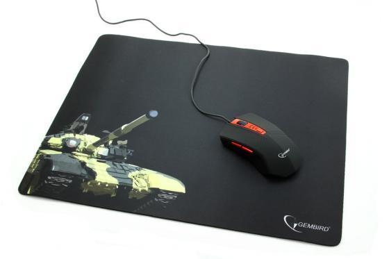 все цены на Коврик для мыши Gembird MP-GAME13 с рисунком танк онлайн