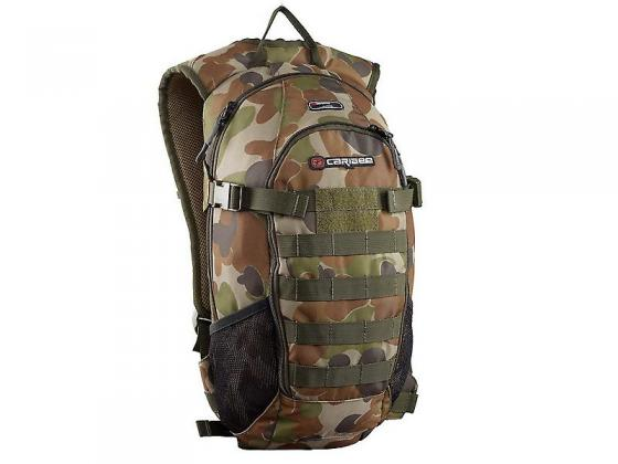 Рюкзак с анатомической спинкой Caribee Patriot 18 л разноцветный 6309 рюкзак с анатомической спинкой caribee x trek 28 28 л синий желтый 63821