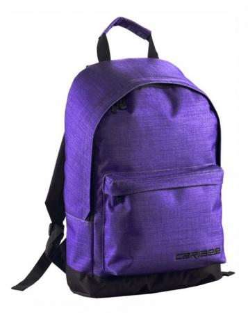Рюкзак с анатомической спинкой CARIBEE Campus 22 л сиреневый 64702 рюкзак caribee trek цвет черный 32 л